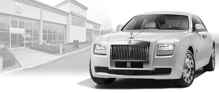 Rolls-Royce Motor Cars Long Island cover