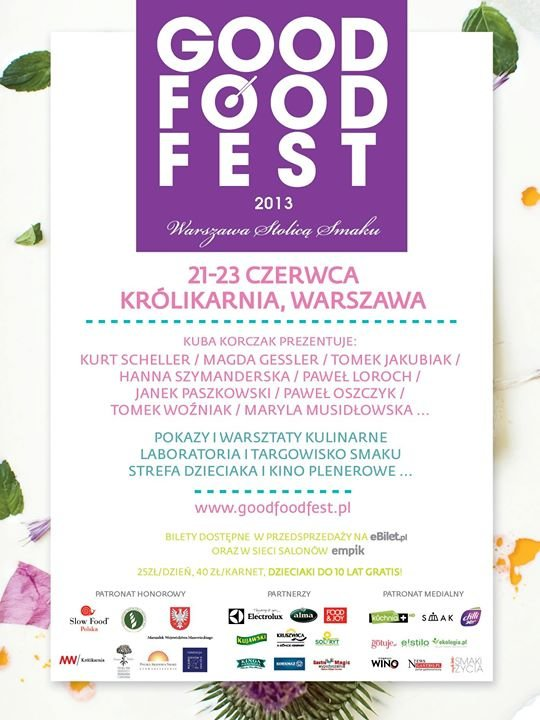 GOOD FOOD FEST cover