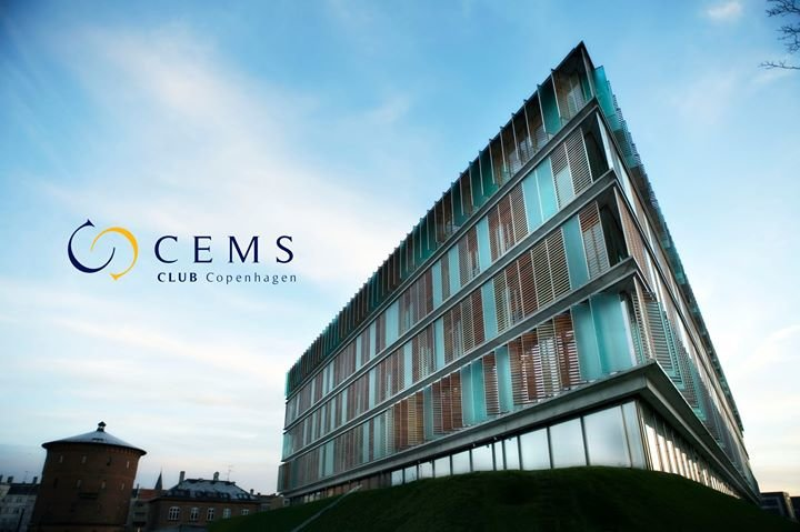 CEMS Club Copenhagen cover