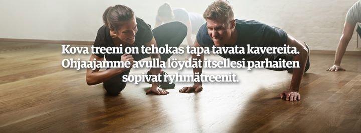 Elixia Onkiniemi ja Kaleva cover
