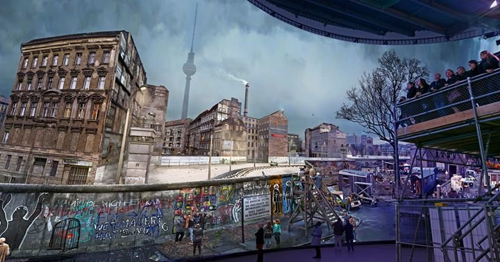 Asisi Panorama Berlin cover