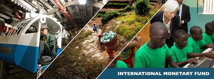 International Monetary Fund cover