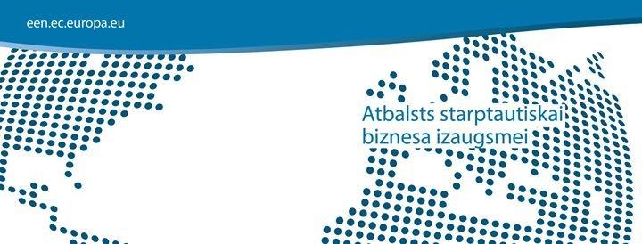 Eiropas Biznesa atbalsta tīkls Latvijā (EEN) cover