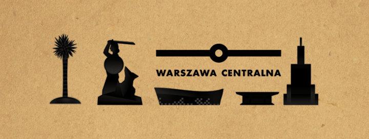 Warszawa Centralna cover