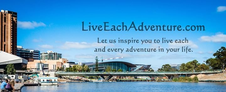 Live Each Adventure cover