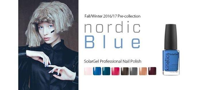 Kinetics Nails Latvia cover