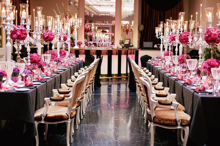 Boutique Event Planning by Alise Kolosova cover