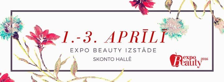 EXPO Beauty cover