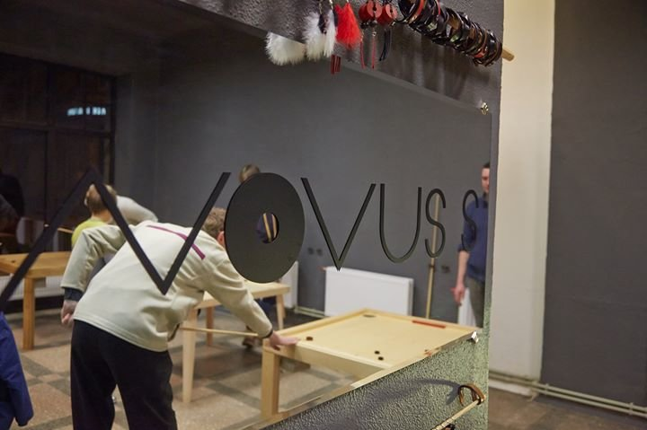 Novus Novuss cover