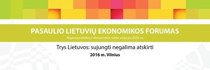 Global Lithuanian Economic Forum - PLEF cover
