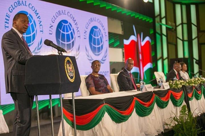 Global Compact Network Kenya cover