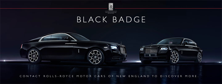 Rolls-Royce Motorcars of New England cover