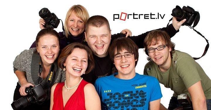 PORTRET.LV cover