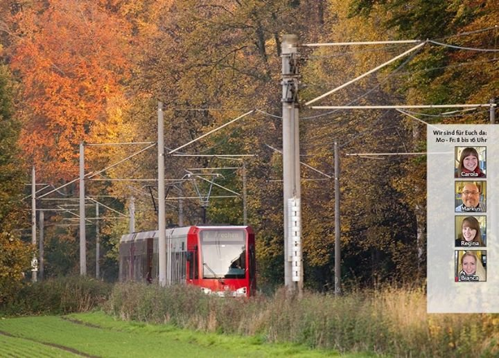 Kölner Verkehrs-Betriebe AG - KVB cover