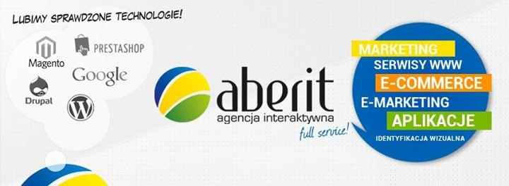 Aberit - Interactive Agency & Software House cover