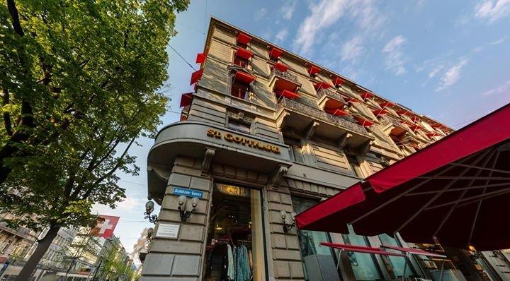Hotel St. Gotthard cover