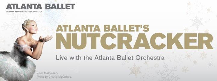 Atlanta Ballet cover