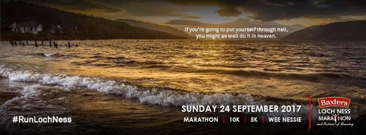 Loch Ness Marathon cover