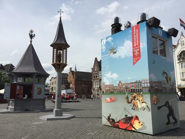 S-Hertogenbosch In Your Pocket cover