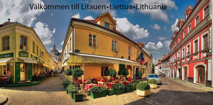 Litauen - Real is beautiful cover