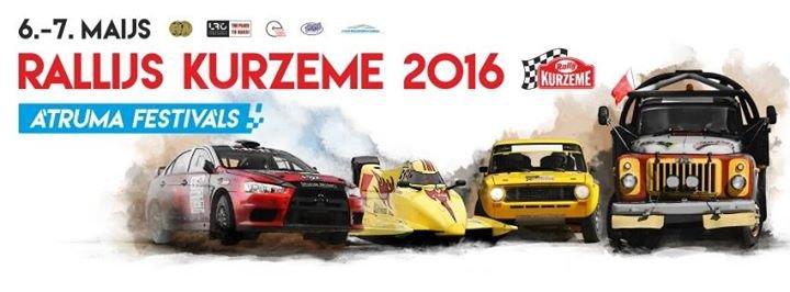Rally Kurzeme cover