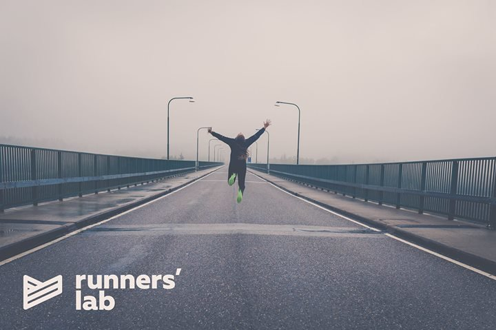Runners' lab cover
