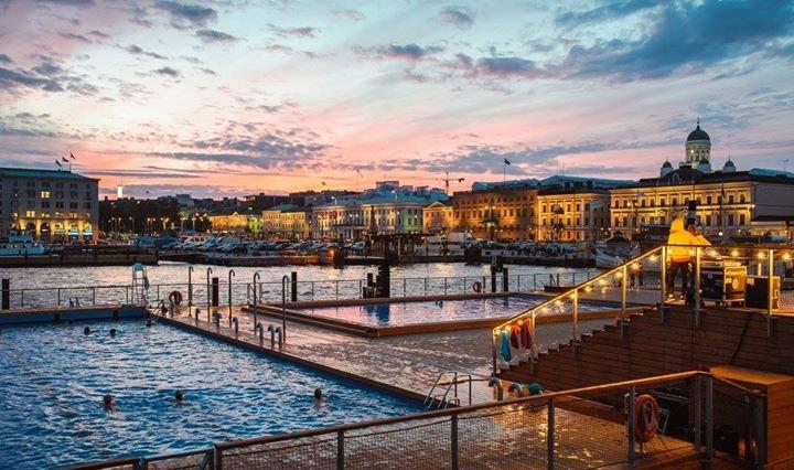 Visit Helsinki cover