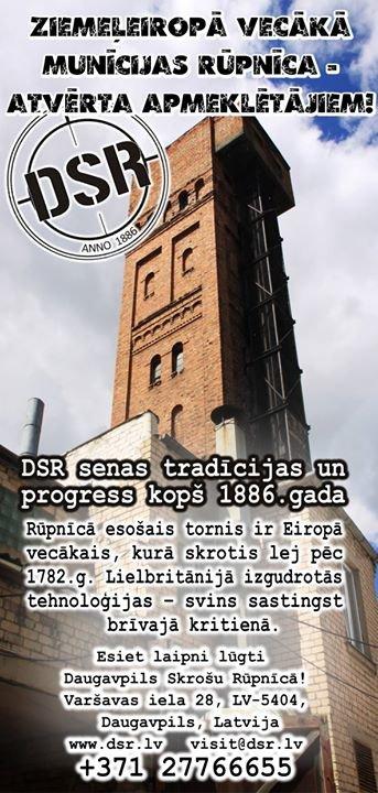 Daugavpils Skrošu Rūpnīca cover
