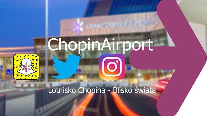 Lotnisko Chopina cover