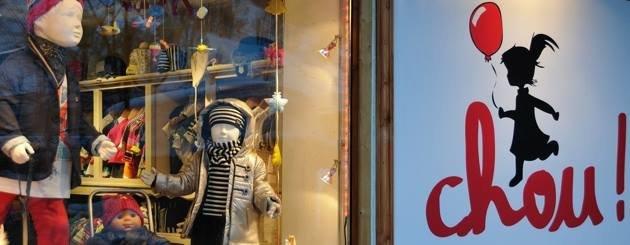 Chou Méribel - boutique enfant cover