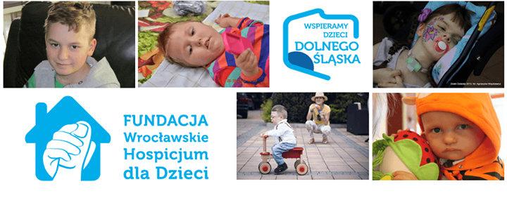 """Fundacja """"Wrocławskie Hospicjum dla Dzieci"""" cover"""