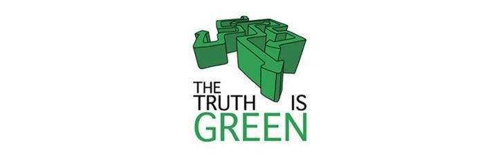 The Truth is Green cover