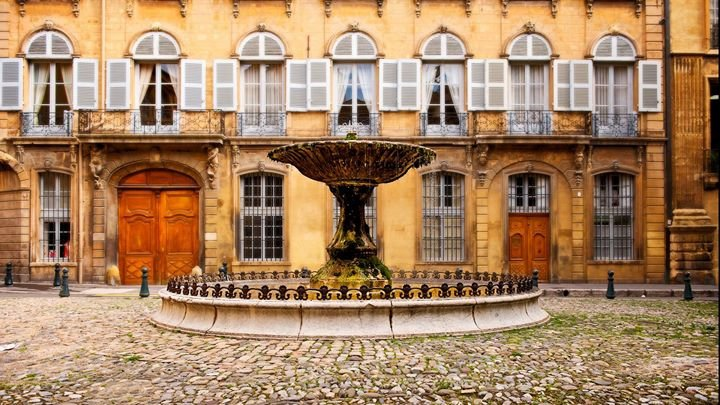 Office de Tourisme d'Aix en Provence cover