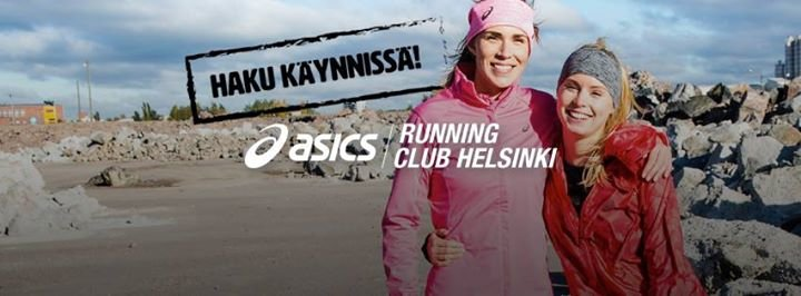 ASICS Finland cover