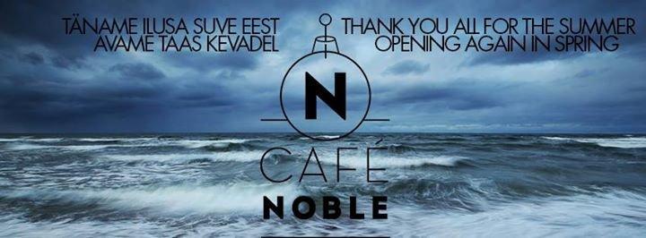 Café Noble cover