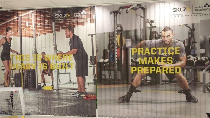 Zeebra Sport and Health cover