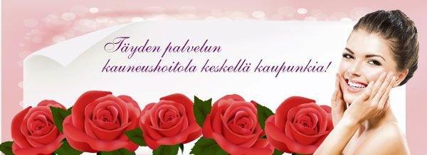 Hyvänolon Kauneuskeskus Ruusunen cover