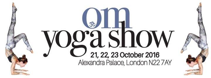 OM Yoga Show cover