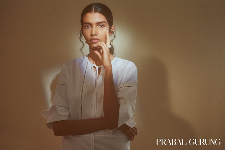 Prabal Gurung cover