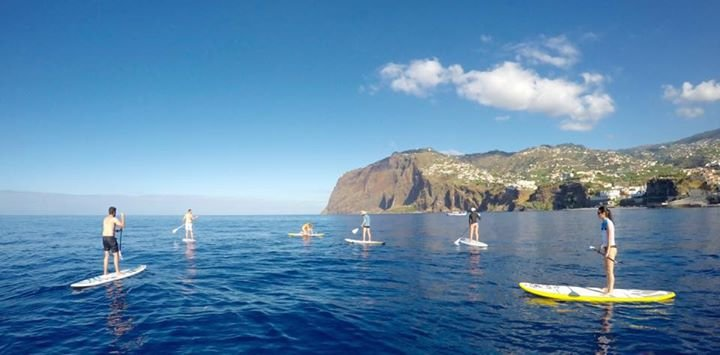 Madeira SUP & Surf School cover