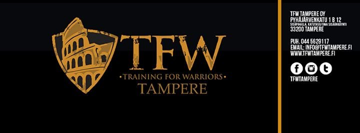 TFW Tampere cover