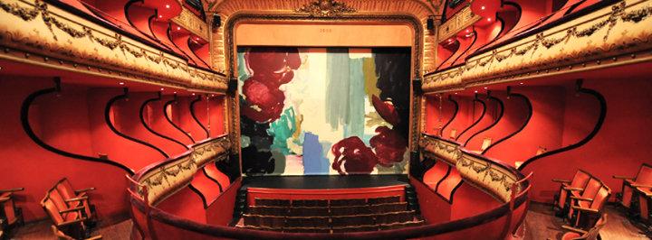 Théâtre du Jeu de Paume cover