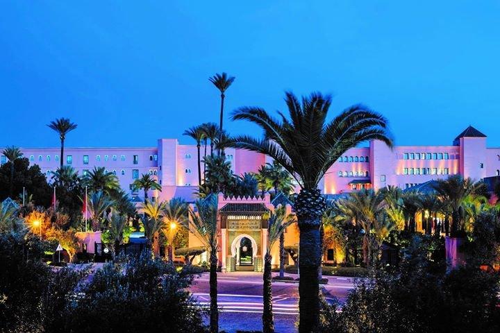 La Mamounia Marrakech cover