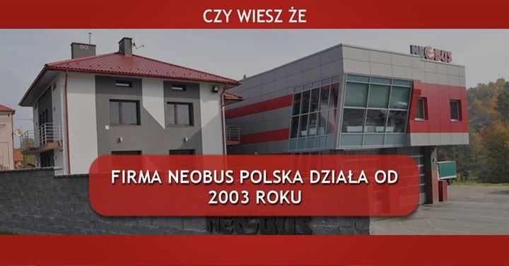 Neobus Polska cover