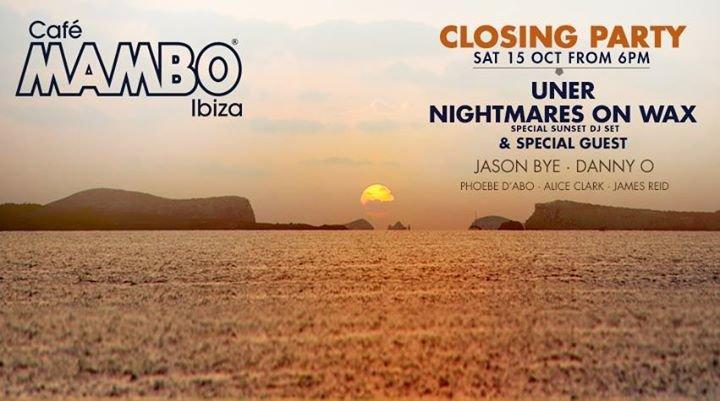 Mambo Ibiza cover