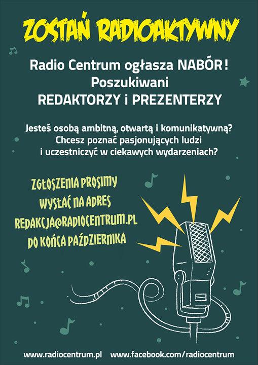 Radio Centrum 89.0 FM Rzeszów cover