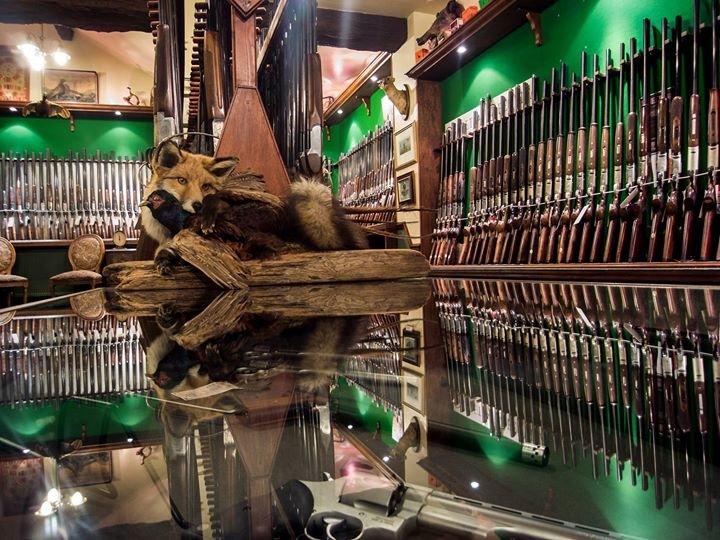 Cheshire Gun Room cover