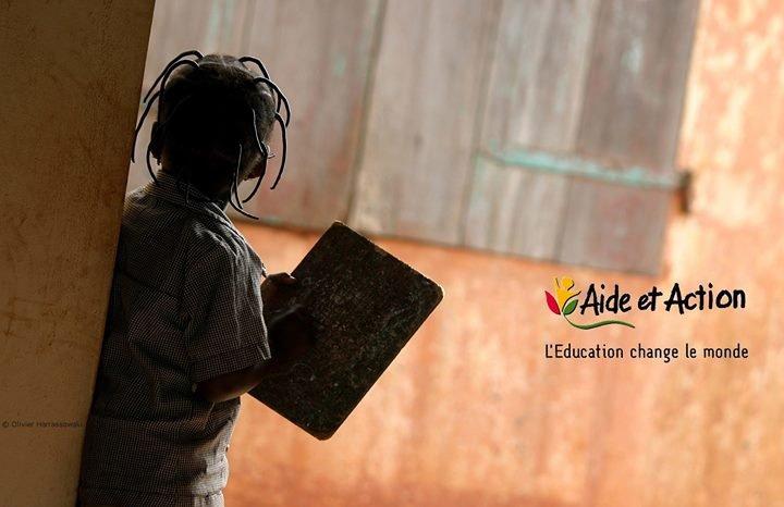 Aide et Action - Officiel cover