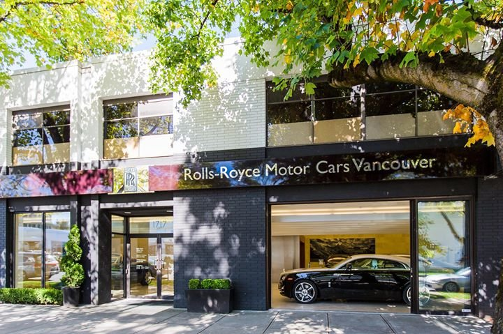 Rolls-Royce Motor Cars Vancouver cover
