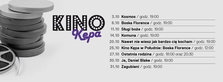 Kino Kępa cover